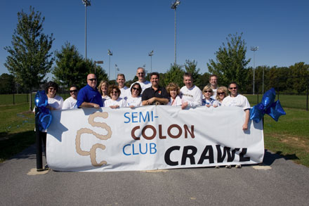 Semi-Colon Crawl 2009