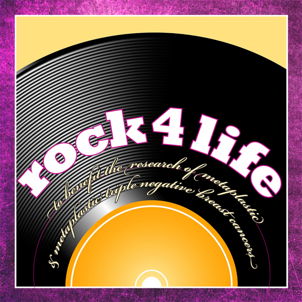 rock4life - to benefit research of metaplastic and metaplastic triple negative breast cancers